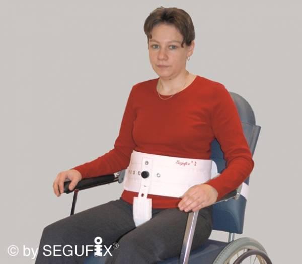 Segufix Sitzgurt mit Schrittgurt