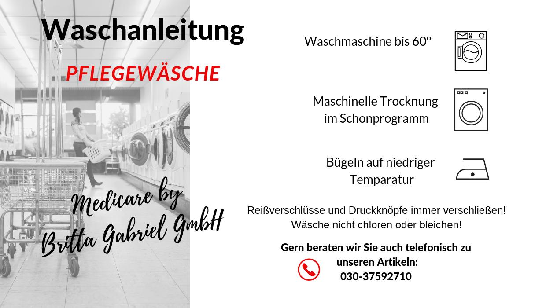 Waschanleitung - Cilly´s Fäustlinge
