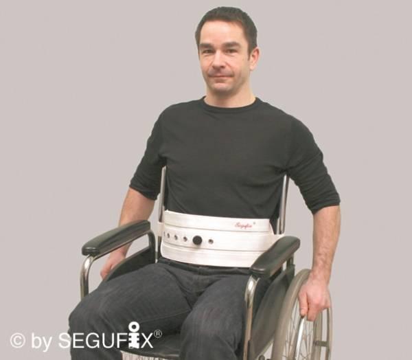 Segufix Sitzgurt mit Magnetschloss-Sicherung