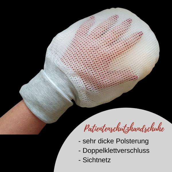 Medicare Patientenschutzhandschuhe / Sichtnetz
